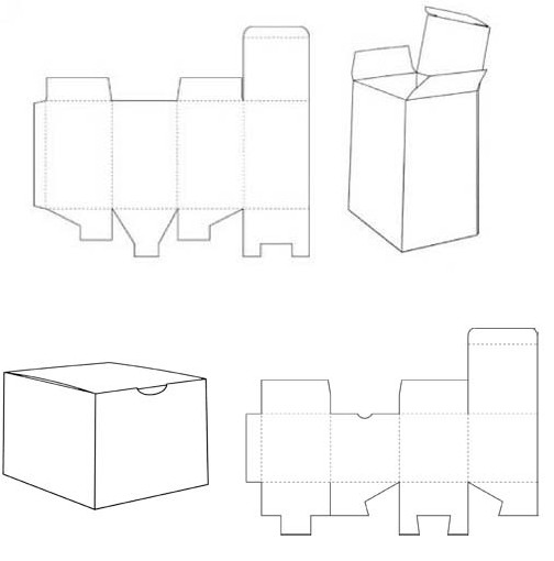 กล่องกระดาษแข็งจั่วปัง